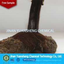 Sulfonate de lignine de sodium pour dispersant d'engrais dans l'agriculture