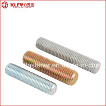Alloy Steel, Black B7 B16 L7 Threaded Bolt
