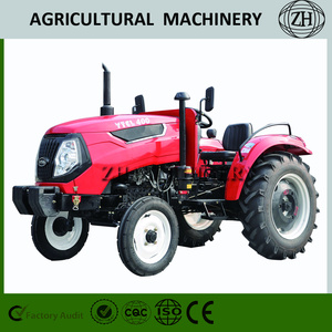Self-propelled Electric Compact Farm Tractor