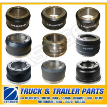 Mais de 600 itens Auto Parts for Truck Brake Drum