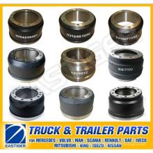 Mais de 600 itens Auto Parts for Truck Brake Drum
