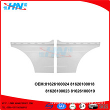 ABS Extension Door 81626100023 81626100024 Man Truck Parts