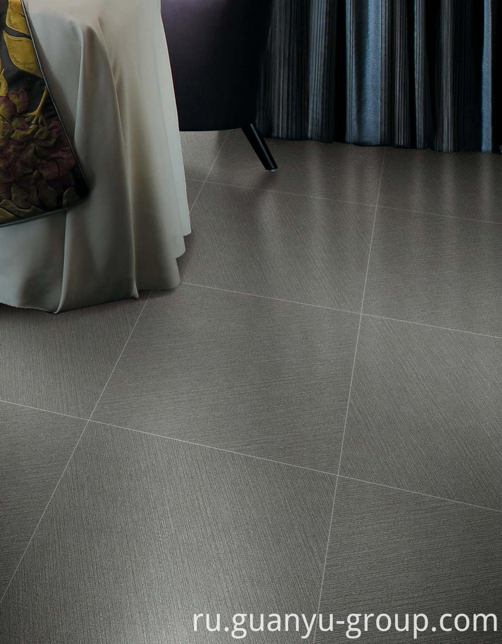 Fashion Gray Color Matt Finish Floor Tile