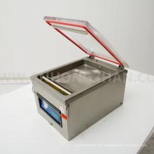 Máquina de envasado al vacío de banco Dz300b para envasado de efectivo