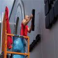 Large Outdoor Aluminum Metal Letters Signs