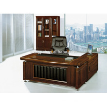 1.4meters design new model office table with side desk