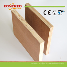 Chinese Manufacturer 2mm-30mm Okoume/Pine Fancy Commercial Plywood