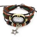 Hl47wholesale Cheap Price Hot Sale Fashion Stainless Steel Men′s and Women′s Wrist Quartz Watch