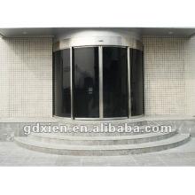 Portes courbes automatiques de l'aéroport CN_CU06