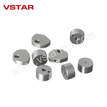 Partie d'usinage CNC en acier inoxydable pour machines à coudre Pièces automobiles Vst-007