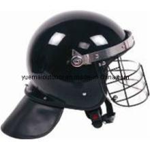 Ar-15 High Quality Police Anti-Riot Helmet with Metal Grid