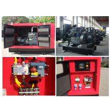 Generador de Diesel 100KW transferencia con núcleo de cobre del interruptor
