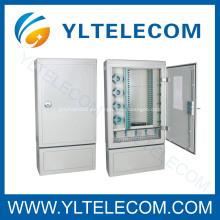 Gabinete de fibra óptica al aire libre 288 Cores SMC