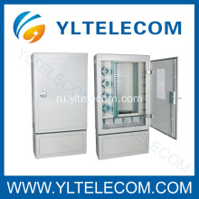 288 Cores SMC Outdoor Fiber Optic Cabinet