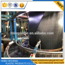 usine de tissu chine en plastique feuille de toiture