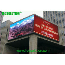 Ledsolution Indoor Outdoor Seamless L Shape Corner LED Display Screen
