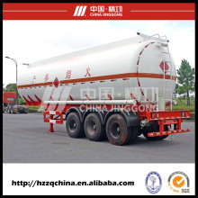 Chine Nouvelle remorque de réservoir chimique (HZZ9408GHY) pour les acheteurs