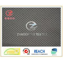 A parede Ribstop One Way Stretch poli vestuário tecido (ZCGF097)