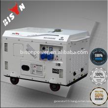 15kva Alibaba Website Self Start Silent Honda Diesel Generator, supper silent diesel generator, air cooling honda generator
