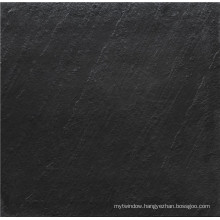 Matte Full Body Black and White Rustic Tile