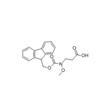 N-Fmoc-N-Methoxy-3-Aminopropionic 산 CAS 247021-90-5