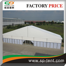 Outdoor large tent for exhibition with pvc windows