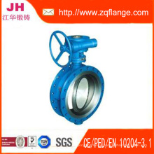 Butterfly Valve and Flanges