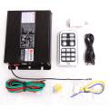 Sirenes da polícia 20-Tons de Alarme de Advertência Do Carro Interruptores de Controle de Luz de Emergência Sistema PA Eletrônico para Caminhões de Bombeiros de Carros