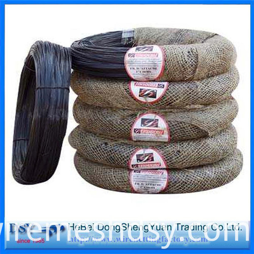 Black Annealed Iron Wire