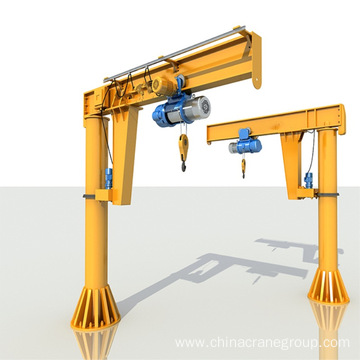 8 tons Fixed column jib crane
