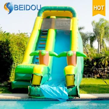 Fabriqué en usine personnalisé Cheap Children Giant gonflable Water Slide