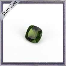 Vivid Olive Green Top Grade Natural Diopside Stone