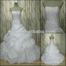 JJ2788 Ballkleid Schatz Bling Taft Neue Mode Applique Brautkleid Patterns 2013