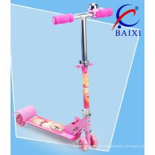 Scooter rose pour les enfants (BX-4M001)