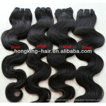 aaaaa billig rohes indisches reines Haar unverarbeiteten heißen Verkauf