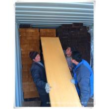 madeira serrada de paletes