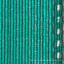 Sombra malha de inseto 60% sombra líquido verde escuro 100g / m2 PE embalado em caixa olho ligação