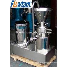 Machine de fabrication de beurre d'arachide en acier inoxydable de bonne qualité