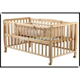 wood kids bed,poplar lvl plywood timber for baby furniture