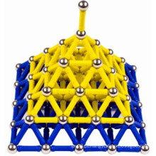 Bola e bar magnético brinquedo brinquedos de construção brinquedo do bebê