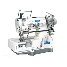 ZY500-05CB Chain Stitch Stretch Interlock sewing machine with knife