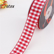 Wholesale Plaid Ribbon