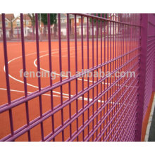 Anping facory exports twins wire fence for School