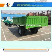 remorque de tracteur de basculement de haute qualité avec du CE