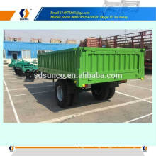 high quality tipping tractor trailer with CE