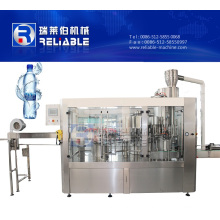 Pure Water 500ml Plastic Bottle Washing Filling Capping Machine