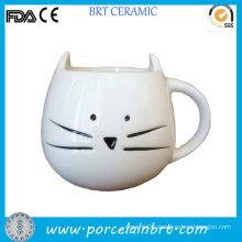 Cat Design Ceramic Best Kids Gift Mug