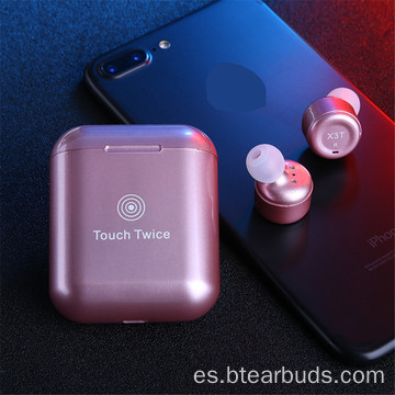 True Wireless Twins Auriculares con carga