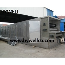Belt Type Drying Machine for Green Grass