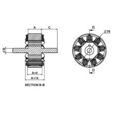 BL76 Series Permanent Magnet Synchronous Motor